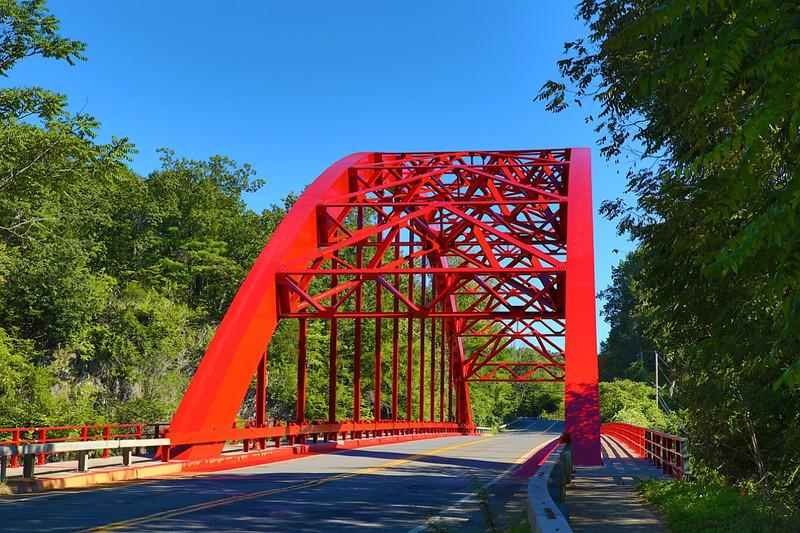 Eddyville bridge gets a facelift in 2012