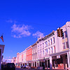 Uptown Kingston New York HDR photograph. Best view @ XL.