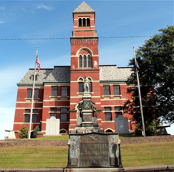 Kingston NY Old Court House