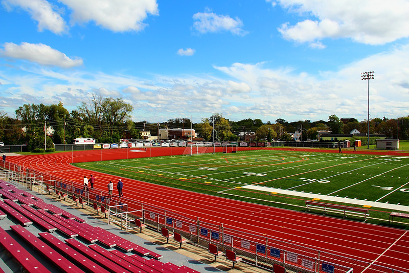 Dietz  stadium....home of the Kingston Tigers in Kingston NY.