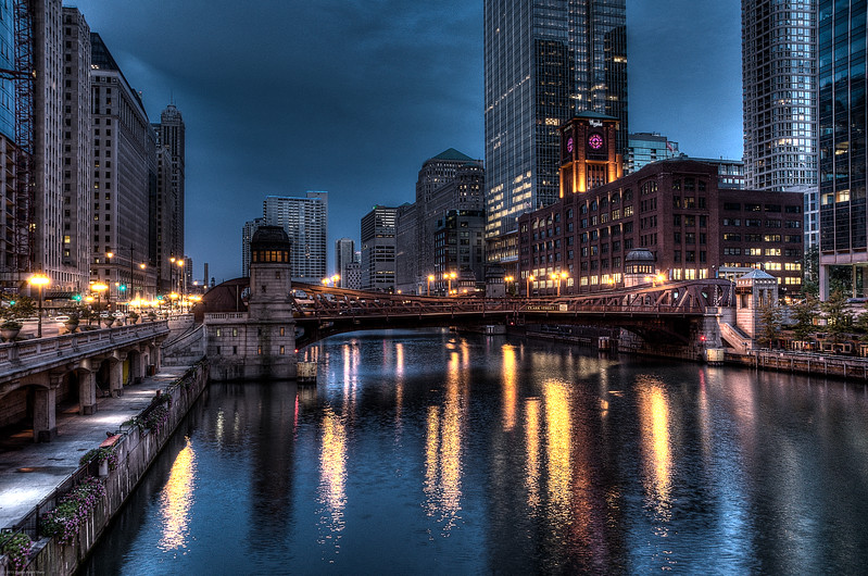 The Buildings of Chicago