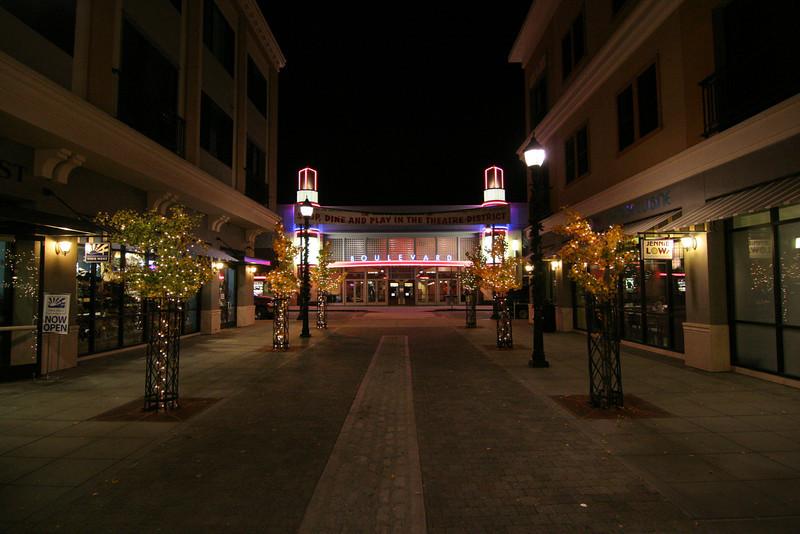 Cinema Square Petaluma CA.