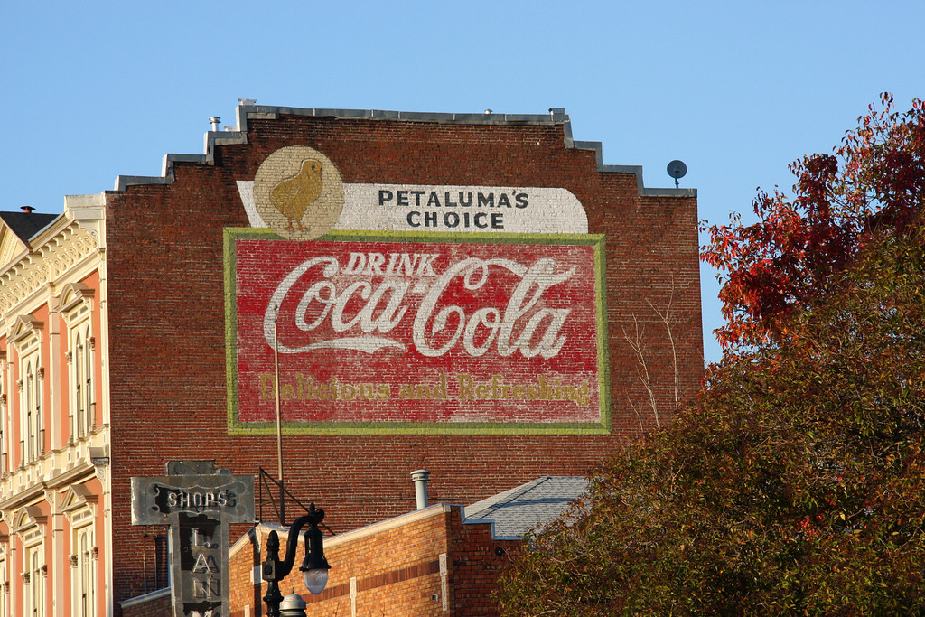 Coca Cola Petaluma