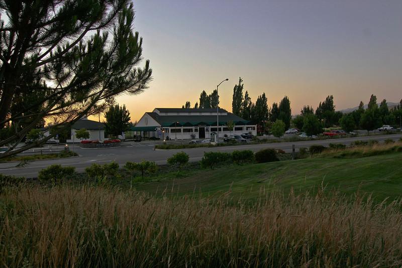 Rooster Run Golf Club House in Petaluma CA.