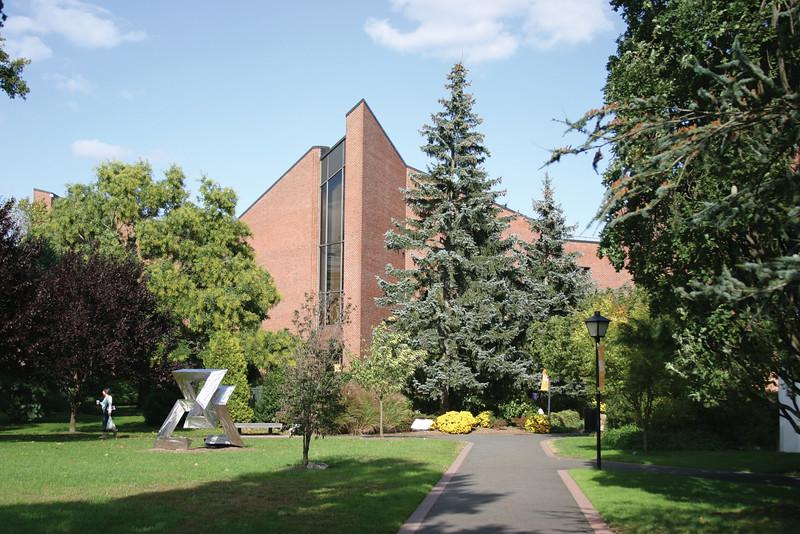 Ruth S. Harvey University Center at Adelphi University.