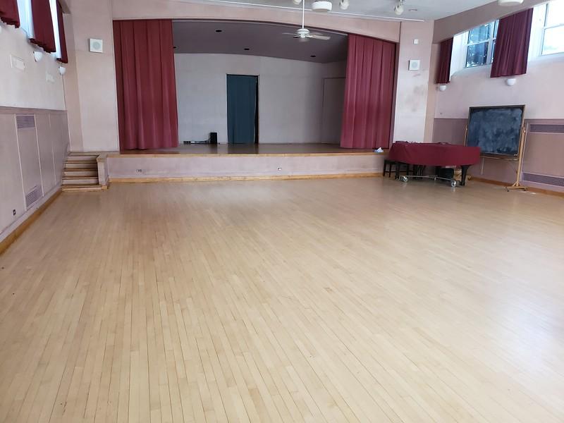 Waldorf School, Bonner Room