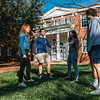 0020601-18SN:<br /> FEB 6, 2018: Emory College completed renovations on Pierce Hall in Oxford, GA. Stephen Nowland/Emory University