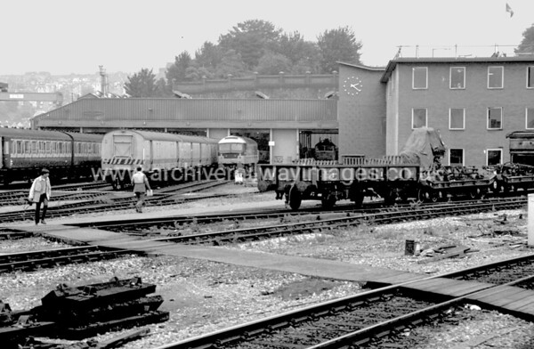Bristol Bath Road Depot 14/7/87