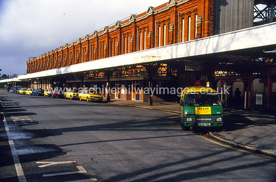 Bournemouth Central 1/2/88
