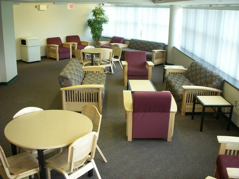 Residence Hall A Lounge