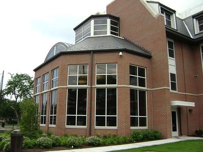 New Residence Hall B