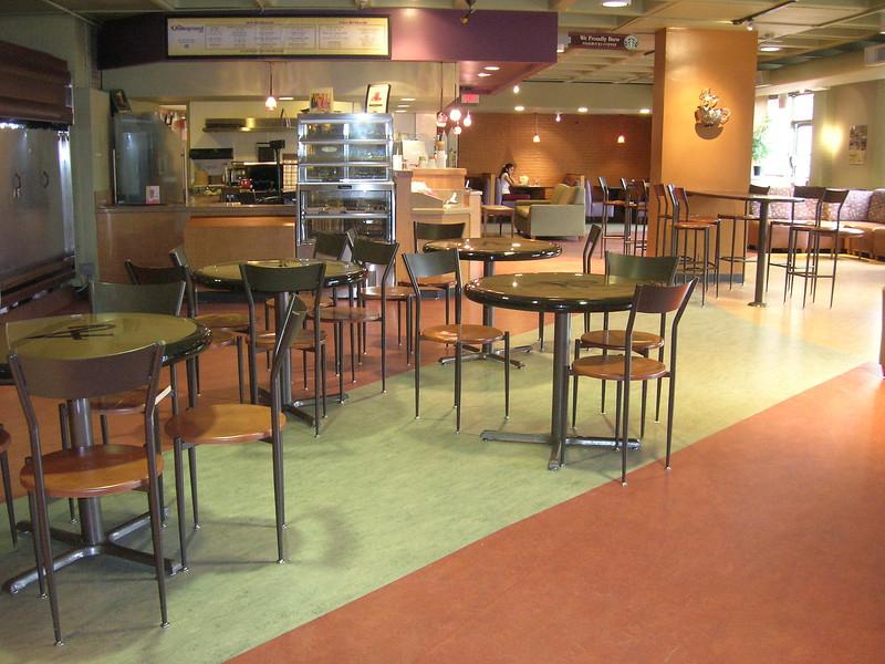 underground cafe