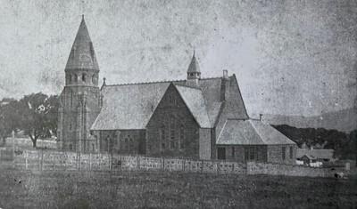 Overton Church