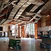 EARLY DEMOLITION: The Thomas Dixon Lovely Ballroom in the University Center will get a complete makeover.