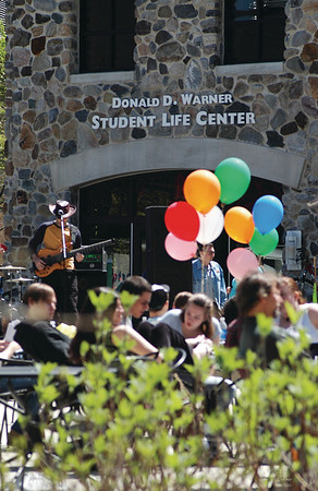 Warner Student Life Center