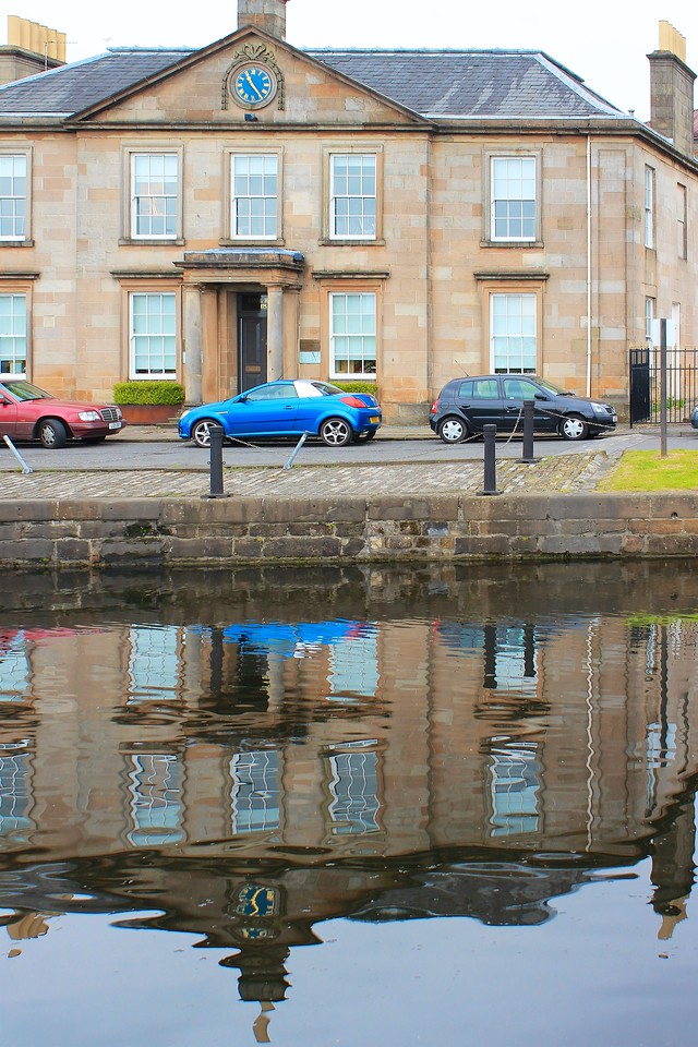 Forth & Clyde Canal (Glasgow Arm)