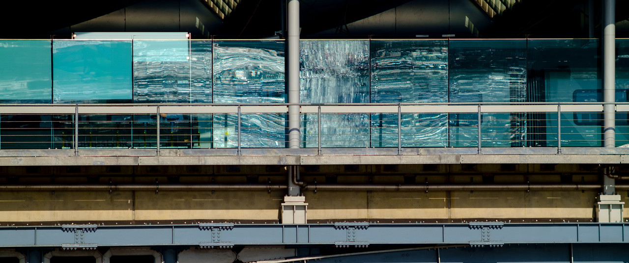 Blackfriars Bridge, London. Fujifilm X-T2 - can't remember the lens!