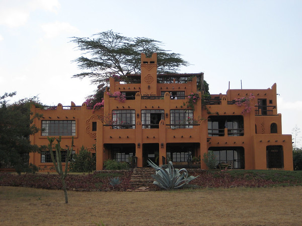 The Most Photographed House in Africa