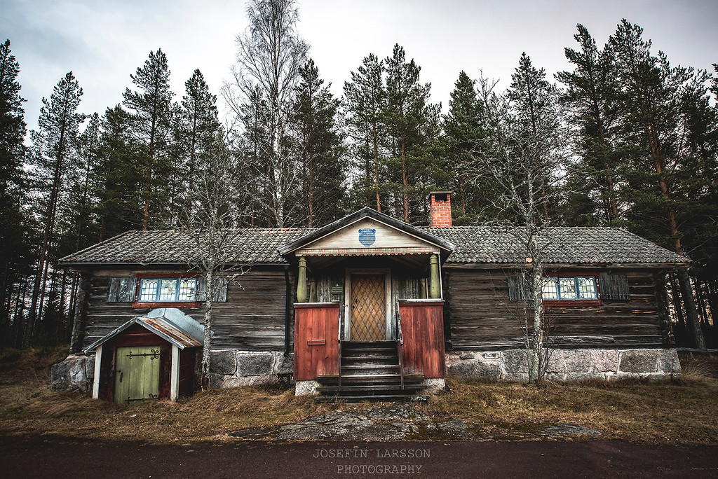 Abandoned house - Dalarna