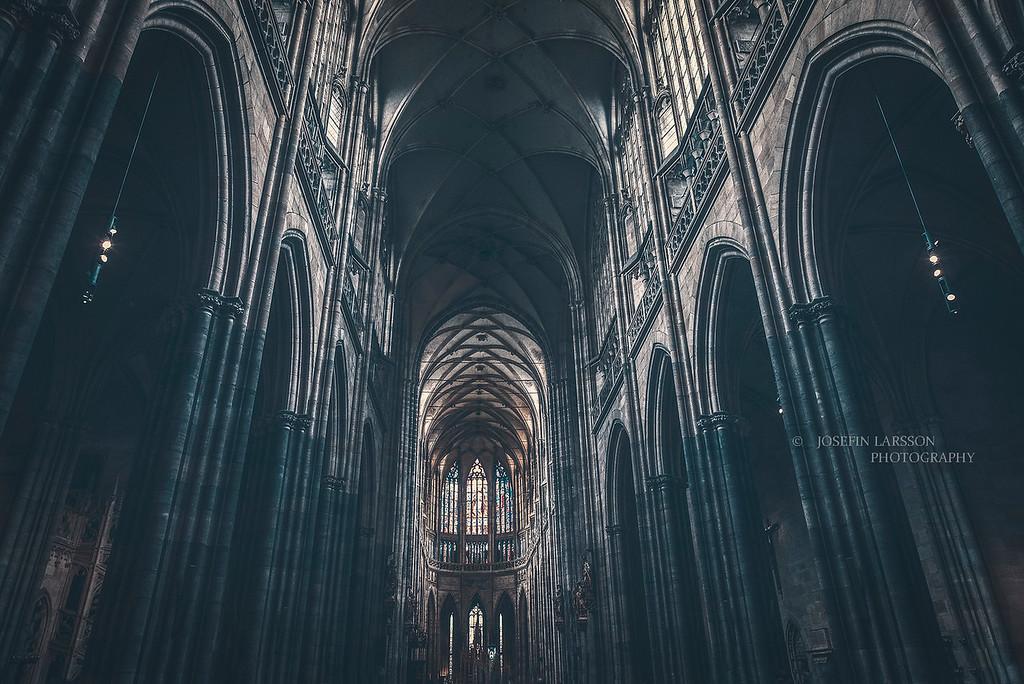 St. Vitus Cathedral - Praha