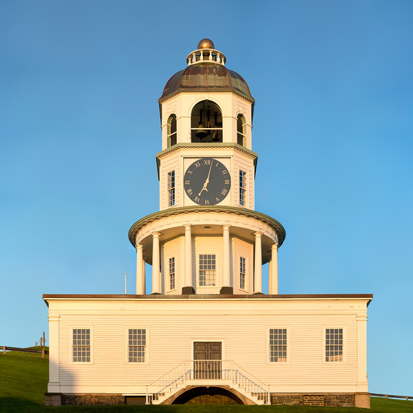 Halifax Clock Tower Front 2015
