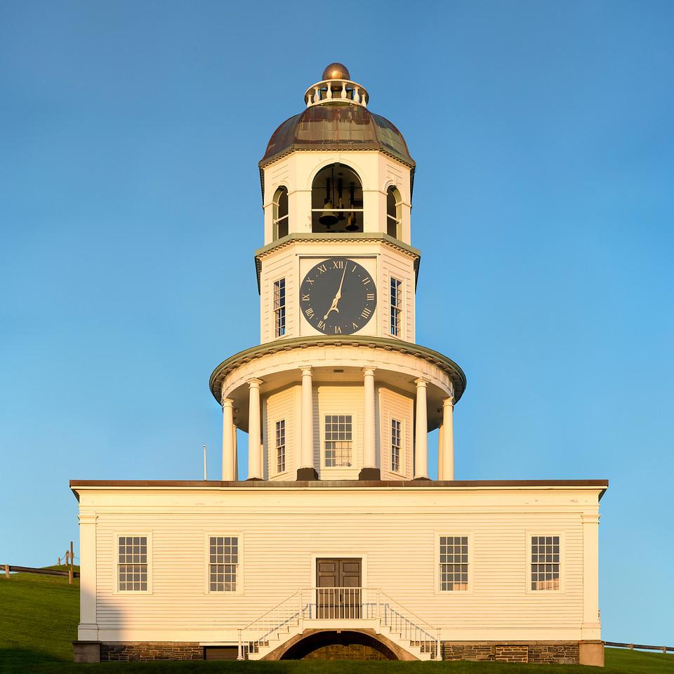 Halifax Clock Tower Front 2015