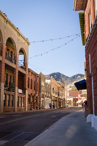 Bisbee, AZ Street