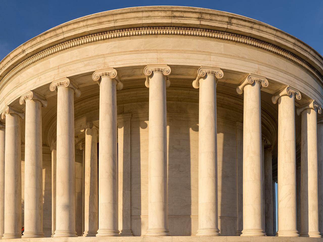 Jefferson Memorial Pano #3 2016
