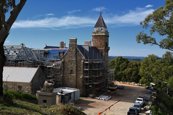 Marble Hill, South Australia - Restoration