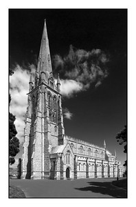 St Saviours B&W small