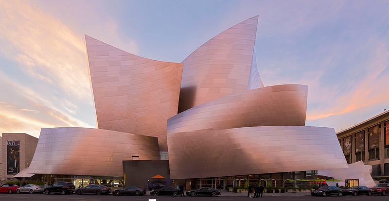 Disney Concert Hall #1 2015