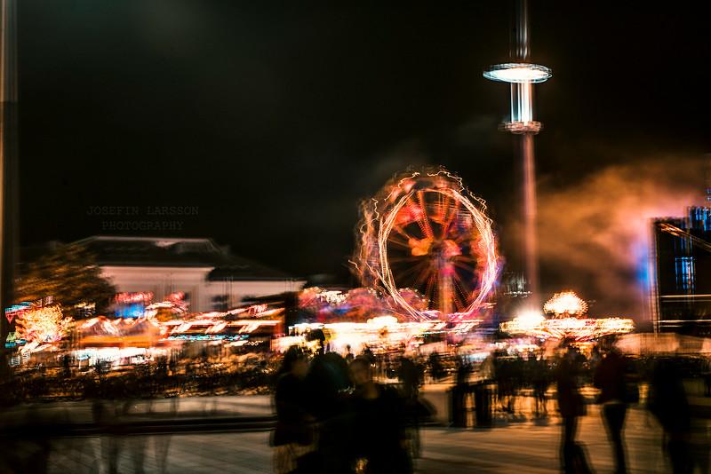 Ferris wheel - MalmöFestivalen