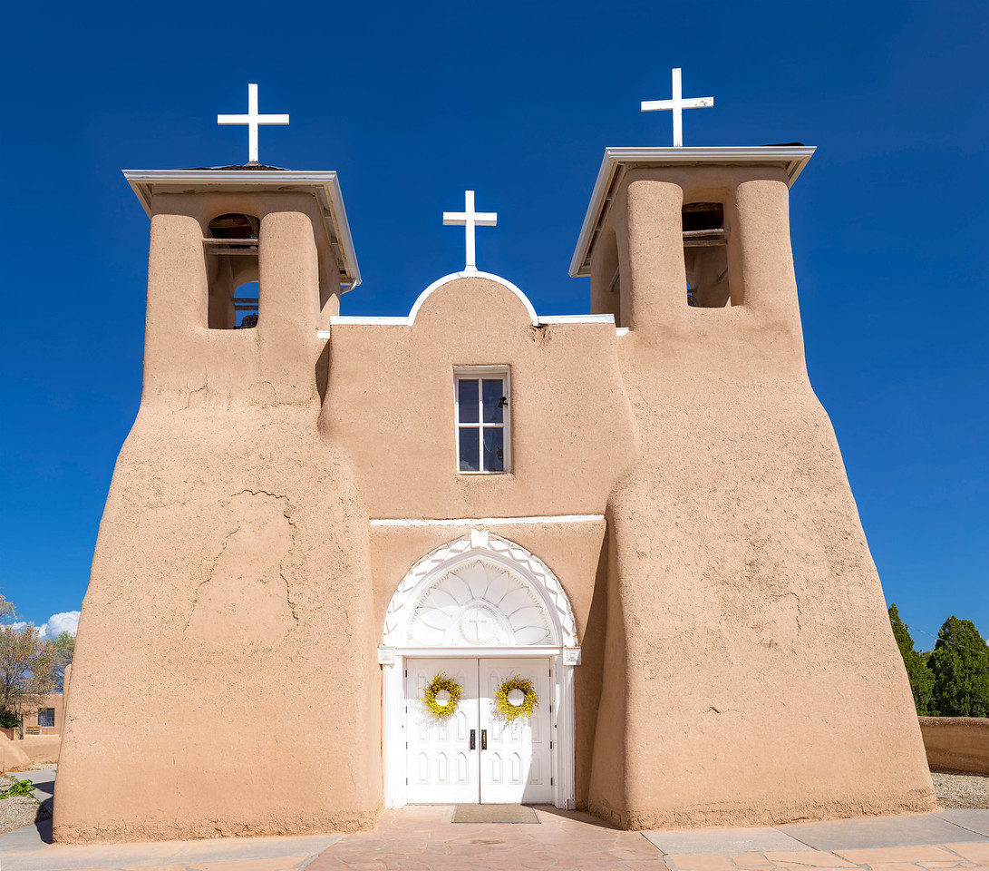 San Francisco de Asis Mission Church 2015