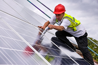 UK Solar Installation