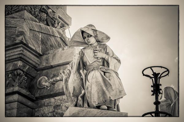 Firefighters Memorial - Nun
