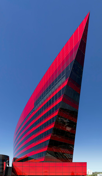 Pacific Design Center Red 2015