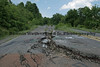 What is left of Route 61 going through Centralia, PA