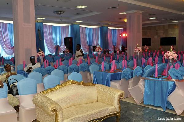 Bukky Adewumi's Wedding