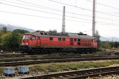 DB, 07 663 (92 52 1107 663-1 D-DB ex 232 663) at Pirdop on 29th September 2017 (18)