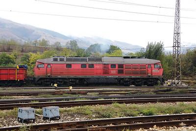DB, 07 663 (92 52 1107 663-1 D-DB ex 232 663) at Pirdop on 29th September 2017 (6)