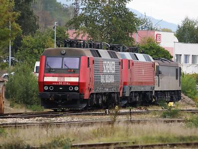 DB, 86 014 at Pirdop on 28th September 2017 (2)