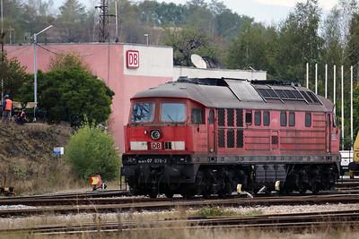 DB, 07 678 (92 52 1107 678-3) at Pirdop on 30th September 2017 (2)