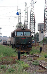 1) BZK, 87 029 at Karnobat on 1st October 2015