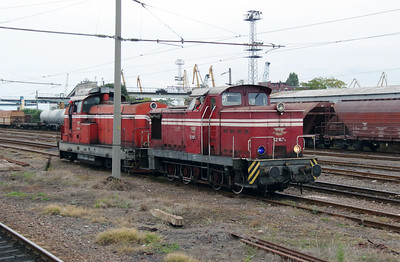 52 167 at Bourgas on 1st October 2015 (2)