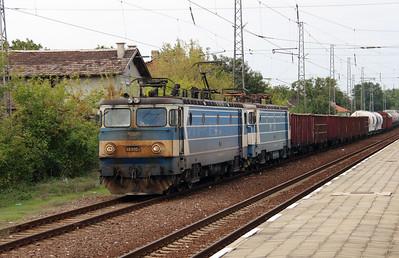 46 032 (91 52 0046 032-6 BG-BDZTP) at Straldzha on 2nd October 2015 (5)