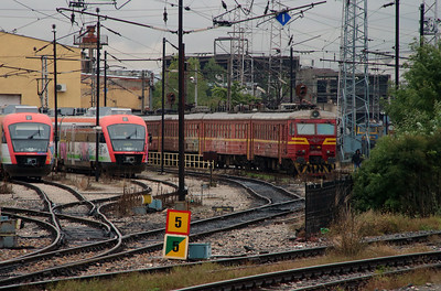 Sofia Depot on 12th October 2015