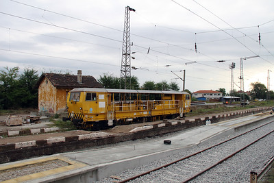 3) Former Jarvis Fastline DTS tamper DR 72205 at D.Ezerovo on 2nd October 2015 (When in the UK it's reporting number was always 6J60)