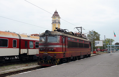 2) 44 094 at Bourgas on 1st October 2015