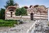 The Church of St John Aliturgetos in Nessebar, Bulgaria.