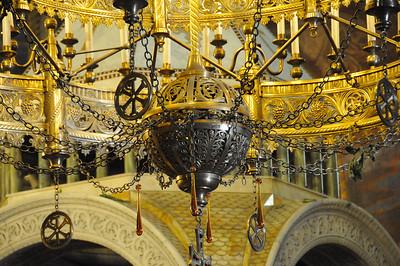 Bulgaria: Sofia: Saint Alexander Nevsky Cathedral Interior 2014